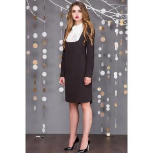 SANDYNA 13321 Платье (черный)