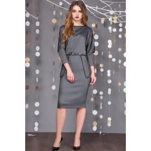 SANDYNA 13322 Платье (серые тона)