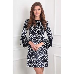 SANDYNA 13362 Платье темно-синий
