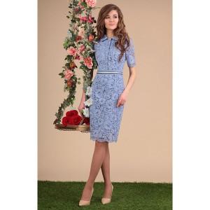 SANDYNA 13385 Платье (голубой)