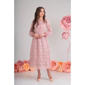 SANDYNA 13503-3 Платье (бледный пурпурно-розовый)