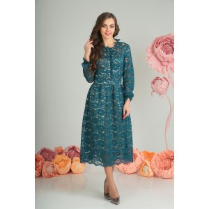 SANDYNA 13503-6 Платье (зеленый орел)