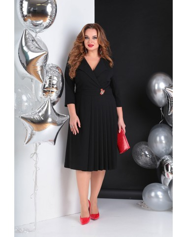SANDYNA 13637 Платье (черный)