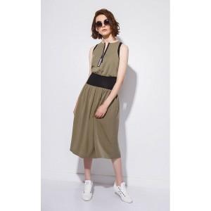 SODA 0165 Платье (хаки)