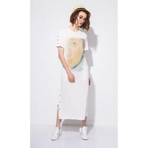 SODA 0171 Платье (печать)