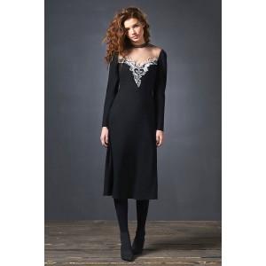 SODA 0184 Платье (черный)