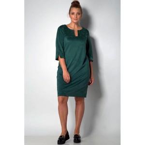 SOVA 11017 Платье (зеленый)