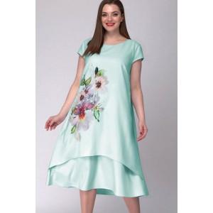 SOVA 11018 Платье (мятный)