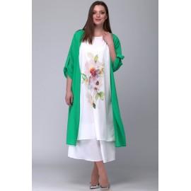 SOVA 11037 Платье (Молочный цв..
