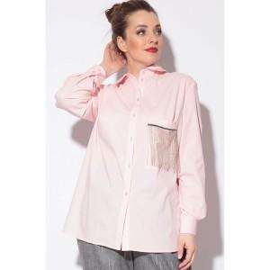 SOVA 11076 Блузка (розовый)