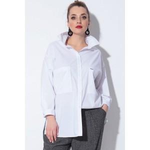 SOVA 11078 Блузка (белый)