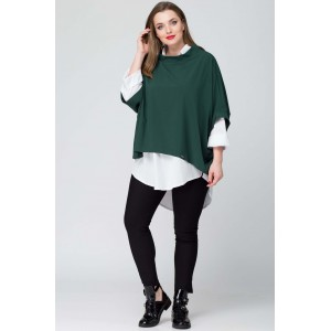 SOVA 13024 Туника (цвет зеленый)