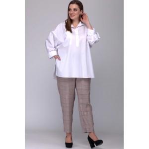 SOVA 13034 Блузка (цвет белый)