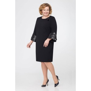 Svetlana-Style 1043 Платье (чёрный)