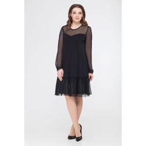 Svetlana-Style 1050 Платье (чёрный)