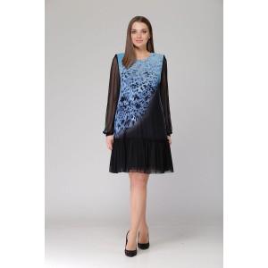 Svetlana-Style 1054 Платье (синий)
