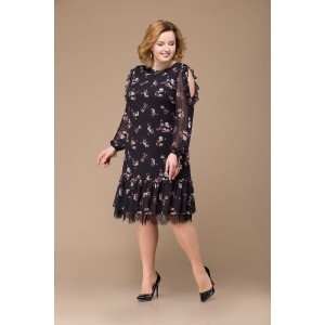 Svetlana-Style 1177 Платье (чёрный)
