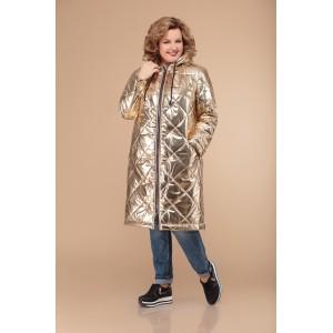 Svetlana-Style 1307 Пальто (золото)