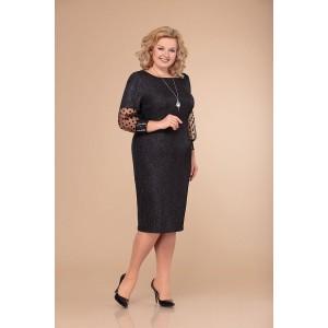 Svetlana-Style 1339 Платье (чёрный)