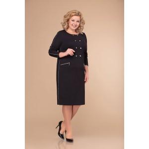 Svetlana-Style 1340 Платье (чёрный)
