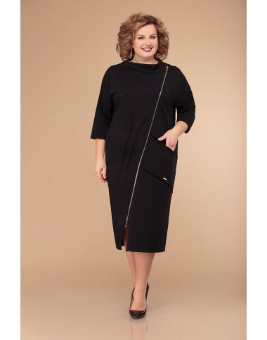 Svetlana-Style 1349 Платье (чёрный)