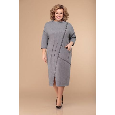 Svetlana-Style 1350 Платье (серый)
