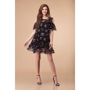 Svetlana-Style 1371 Платье (черный)