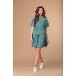 Svetlana-Style 1379 Платье (бирюзовый)