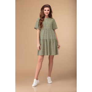 Svetlana-Style 1379 Платье (зеленый)