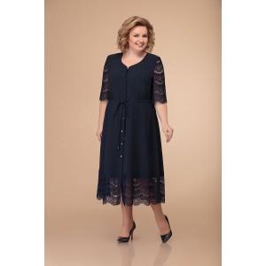 Svetlana-Style 1383 Платье (темно-синий)