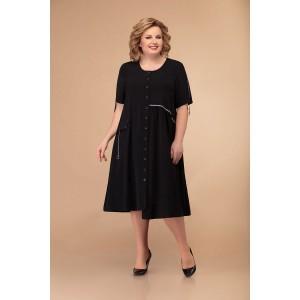 Svetlana-Style 1386 Платье (чёрный)