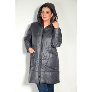 TAIER 1000 Пальто (черный жемчуг)