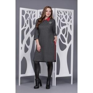 TAIER 659 Платье с туникой