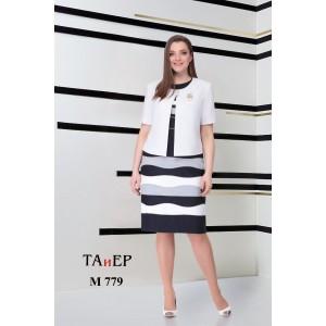 TAIER 779 Платье с жакетом