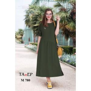 TAIER 780 Платье (миртовый)