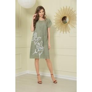 TAIER 976 Платье (нежно-зеленый)