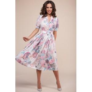 TEFFI 1411 Платье (розовый)