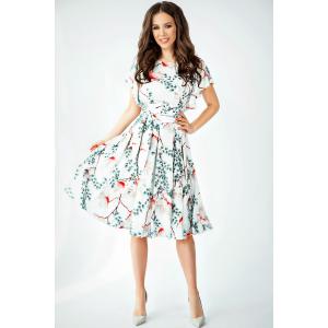 TEFFI 1403 Платье (магнолии)