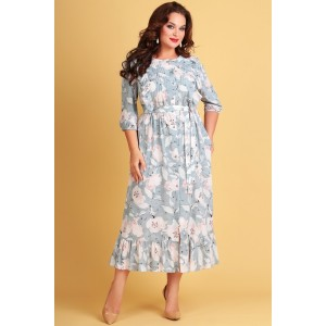 TEFFI 1414 Платье (голубой)