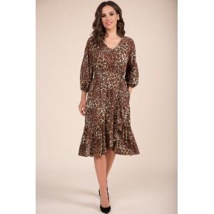 TEFFI 1416 Платье (ягуар)
