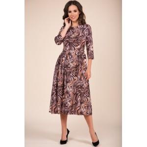 TEFFI 1421 Платье (ягуар)