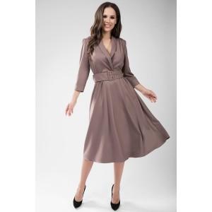 TEFFI 1446 Платье (мокко)
