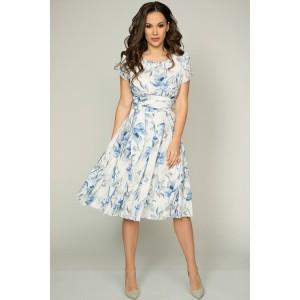 TEFFI 721/2 Платье (голубой)