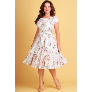 TEFFI 721/2 Платье (яблоневый цвет)