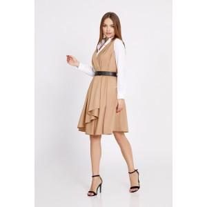 TEMPER 191 Платье двойное