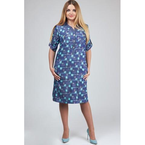 TENSI 216-4 Платье