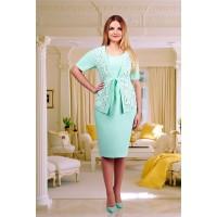 TENSI 220-1 Платье с жилетом