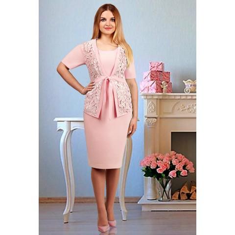 TENSI 220 Платье с жилетом