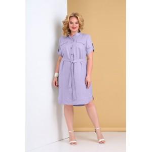 TENSI 310 Платье (светло-лиловый)