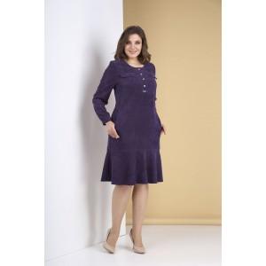 TENSI 319 Платье (ежевика)